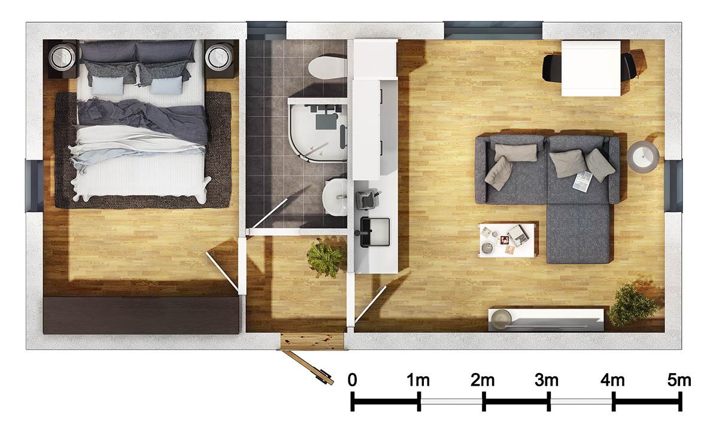 HAVO-BUNGALOV-vizualizace-3d-pudorysu-rodinneho-domu-01