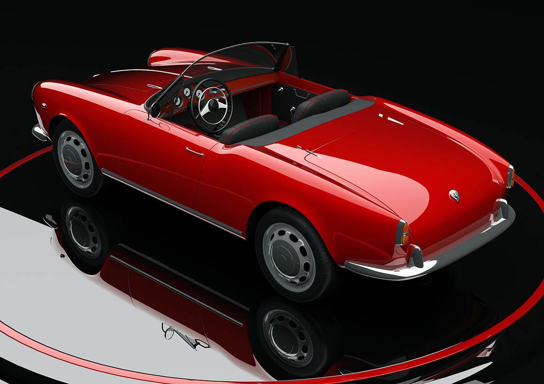 ALFA-ROMEO Giulia-1600-Spider-vizualizace-automobilu-02